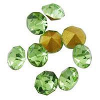 Glass Rhinestone Beads- perfect cutting surface