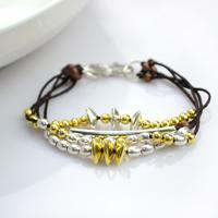 Handmade jewelry ideas-hemp bracelet patterns for men