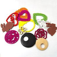 Wood beads- inspire your creativity