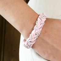 Diy inexpensive jewelry-recycled braided bracelet tutorial