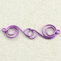 Wire Coil Clasp