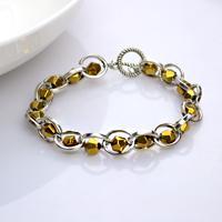 Wire Jewelry Making Tutorials-Distinctive Braided Chain Bracelet