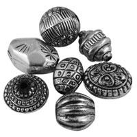 Antique Acrylic Beads, Classic Beads for Making Crafts