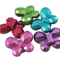 Plated Acrylic Beads- Amazing Pendants for Jewelry
