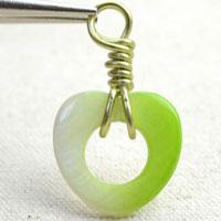 Style 6: Attaching a Bail with an Easy Handmade Pendant Bail