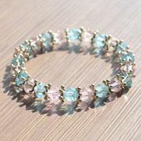 An Instruction of Handmade Bracelet with PH Beads
