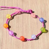How to Make A DIY Braided Bracelet with Beads in Several Steps