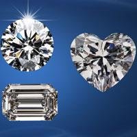 Different Types of Diamonds