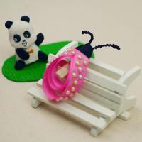 How to Make Lovely Beetle Hair Clip for Little Girls