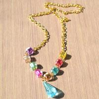Making Your Own Necklace with Pendant