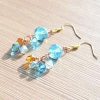 A Craft Tutorial on How to Make Handmade Dangling Earrings