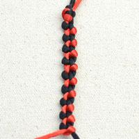 Alternating Half Hitch – How to Tie a Decorative Knot for Bracelets and Necklaces