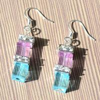 Easy Jewelry Ideas of Making Dangle Earrings