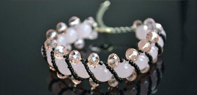 Armband Bastelanleitung –wie macht man ein Perlenarmband