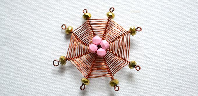 Wire Wrapped Idea – Make Birds Nest Pendant Tutorial (with pictures)