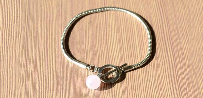 Easy Tutorial on Making European Style Bracelet