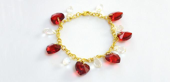Easy Introduction on Making Charm Bracelet for Girls