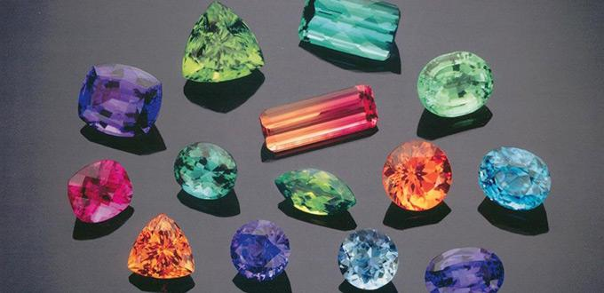 Information Guide to Characteristics of Gemstones