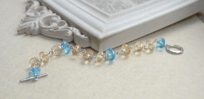 Easy Tutorial on How to Make Chain Bracelet for Women
