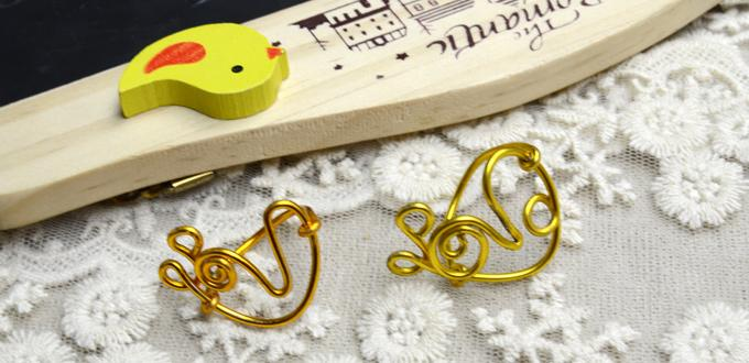 Free Wire Ring Patterns-How to Make Aluminum Wire Ring for Your Mate