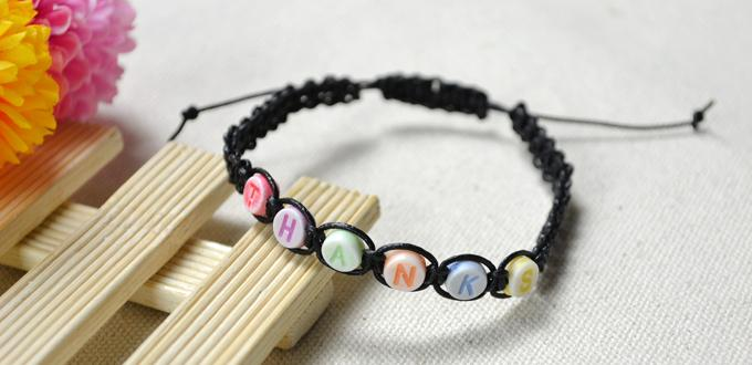 Friendship Bracelets Step By Step Instructions