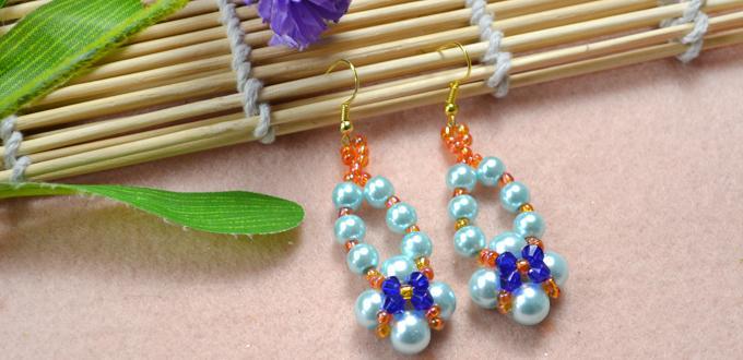 Handmade Beaded Earring Ideas – How to Make Fashion Pearl Earrings