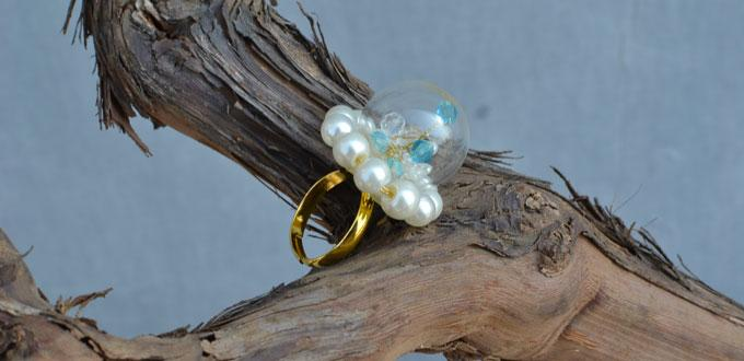 How to Make a Creative Wedding Ring-A Special Gift for Your Girlfriend