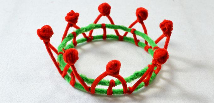 Christmas Headband Craft.Easy Christmas Craft For Kids To Make How To Make Kids
