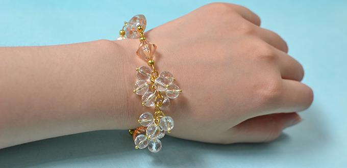 Easy DIY Gemstone Bead Bracelet Tutorial for Beginners