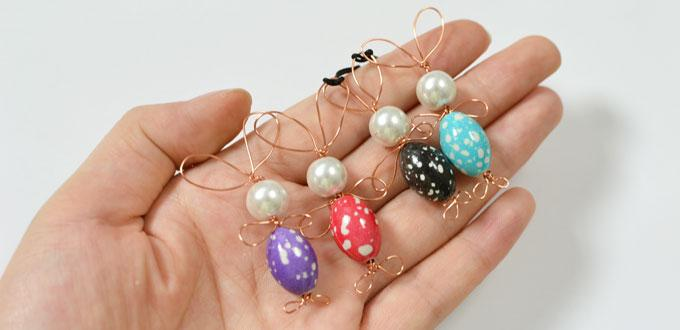 Children's Day Craft – How to Make a Lovely Wire Wrapped and Beaded Rabbit