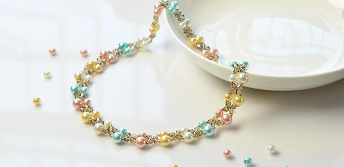 Pandahall Video Tutorial How To Make A Simple Handmade Pearl