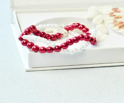 PandaHall Ideas on Elegant Bracelet with Pearls