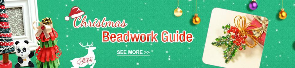 Christmas Beadwork Guide