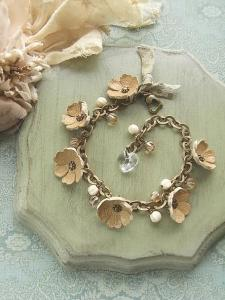 Jewelry craft ideas for Leather flowers for crafts