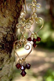 Wire Wrapped Jewelry Ideas Craft Ideas On Wire Wrapped Jewelry