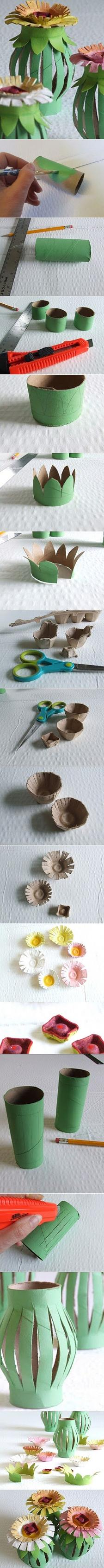 Jewelry craft ideas for Toilet paper roll jewelry box