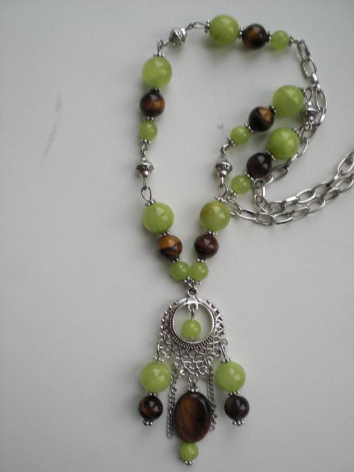 Tibetan Charm Necklace
