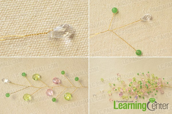 make bead branches