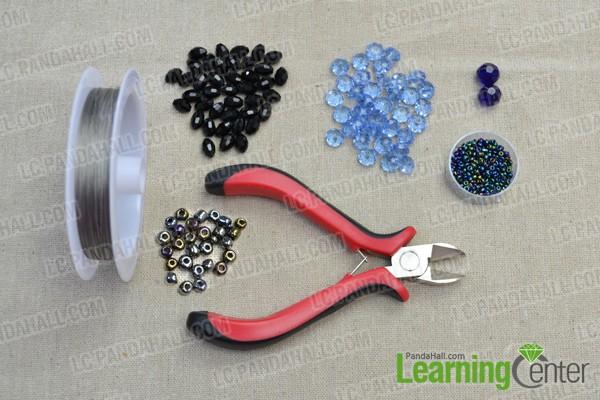 материалы для изготовления бисера браслет
