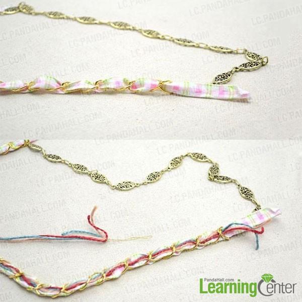 adorn thin chain