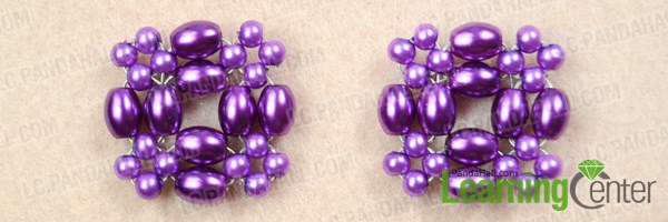 make two pearl bead designs