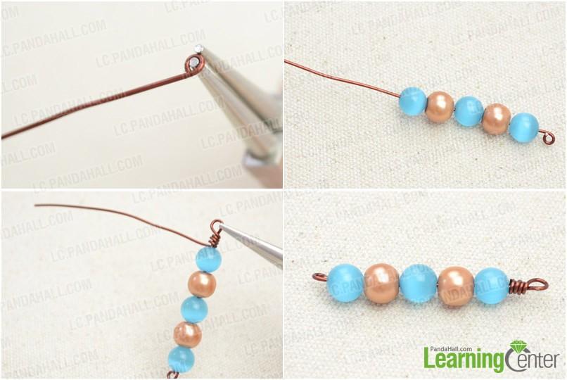 Step 1: Prepare bead dangles