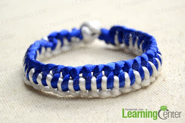 How to Macrame a Bracelet