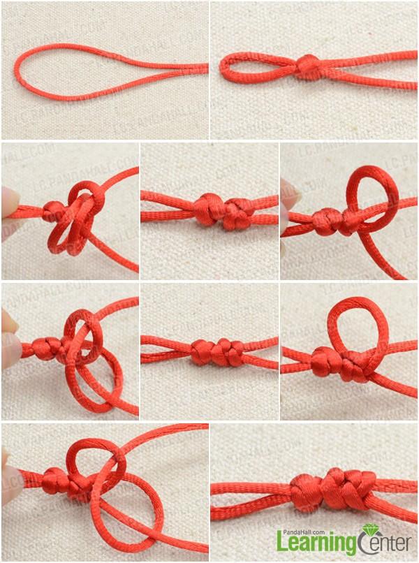 Snake knot paracord bracelet paracord guild | paracord.
