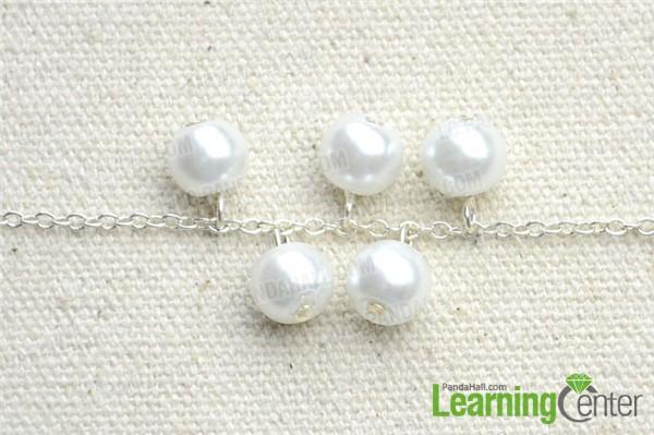 prepare and adorn your chain