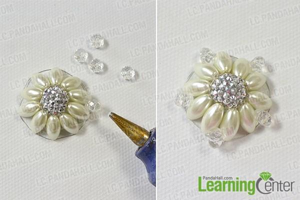 make bead flowers3