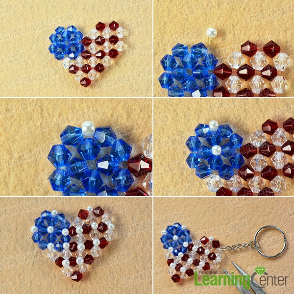 how to make glass beads video