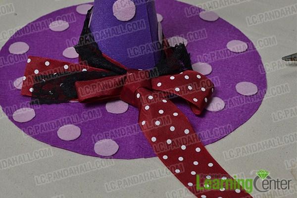 add ribbon bow