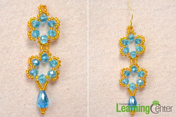 how to make beaded flowers patterns