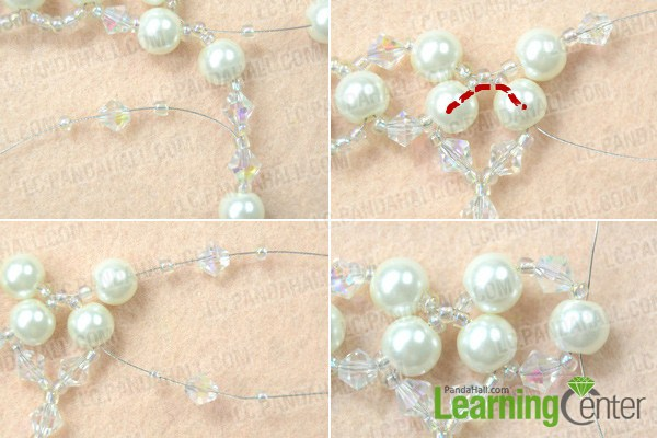 how to make a beaded choker necklace